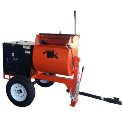 Rental store for 10 CU FT TOWABLE GAS PLASTER MIXER in Hollister CA