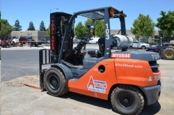 Rental store for 15  WAREHOUSE FORKLIFT 10,000 LBS CAP in Hollister CA