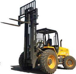 Rental store for 21  FORKLIFT 4X4 8,000 LBS CAPACITY in Hollister CA