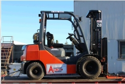 Rental store for 15  WAREHOUSE FORKLIFT 4500 LBS CAPACITY in Hollister CA