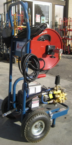 Rental store for 100FT ELECTRIC 1500 PSI SEWER JETTER in Hollister CA