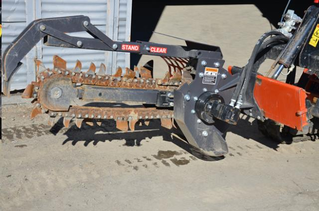 Where to find SK750 TRENCHER  ATTACHMENT, 30  DEPTH in Hollister