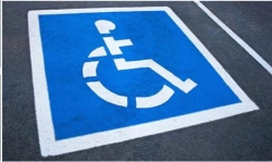 Rental store for HANDICAPPED PARKING STENCIL in Hollister CA