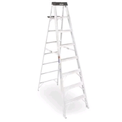 Rental store for 8  ALUMINUM STEP LADDER in Hollister CA