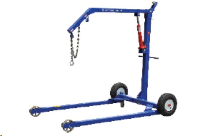 Where to find TOWABLE ENGINE HOIST in Hollister