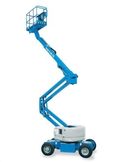Rental store for 45  GENIE Z45 25 PERSONNEL BOOM  LIFT in Hollister CA