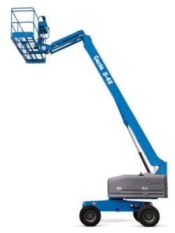 Rental store for 45  GENIE S45 PERSONNEL BOOM LIFT in Hollister CA
