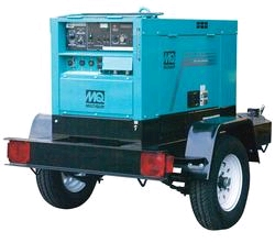 Rental store for 400 AMP ARC WELDER   14 KW GENERATOR in Hollister CA