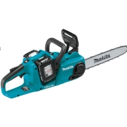 Rental store for 14  MAKITA 36V CORDLESS CHAINSAW in Hollister CA