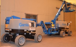 Rental store for 45  GENIE Z45 25 HYBRID BOOM  LIFT in Hollister CA