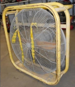 Used Equipment Sales FAN, PROPELLER LARGE in Hollister CA