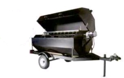 Rental store for LARGE TOWABLE CHARCOAL BBQ with GRILL in Hollister CA